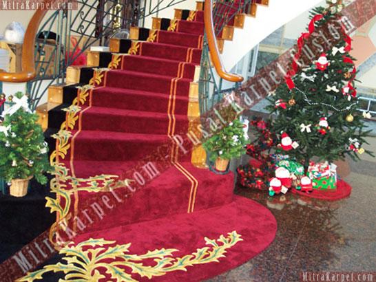 Project Karpet Tangga