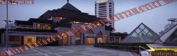 Masjid Bimantara MNC Tower Kebon Sirih Jakarta Pusat