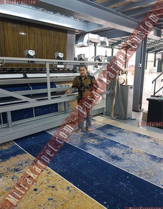 Project Karpet Axminster Hotel Sahid Eminence Ciloto Jawa Barat