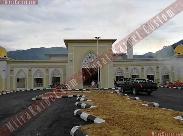 Masjid Darul Taqwa Sarawak Malaysia