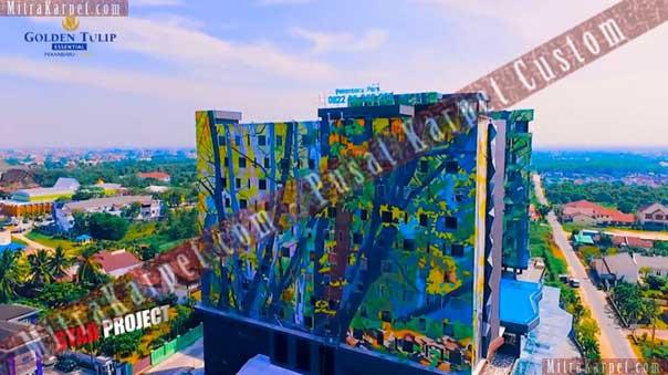 hotel golden tulip pekanbaru