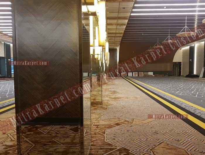Karpet Ballroom Berkualitas Jakarta Axminster