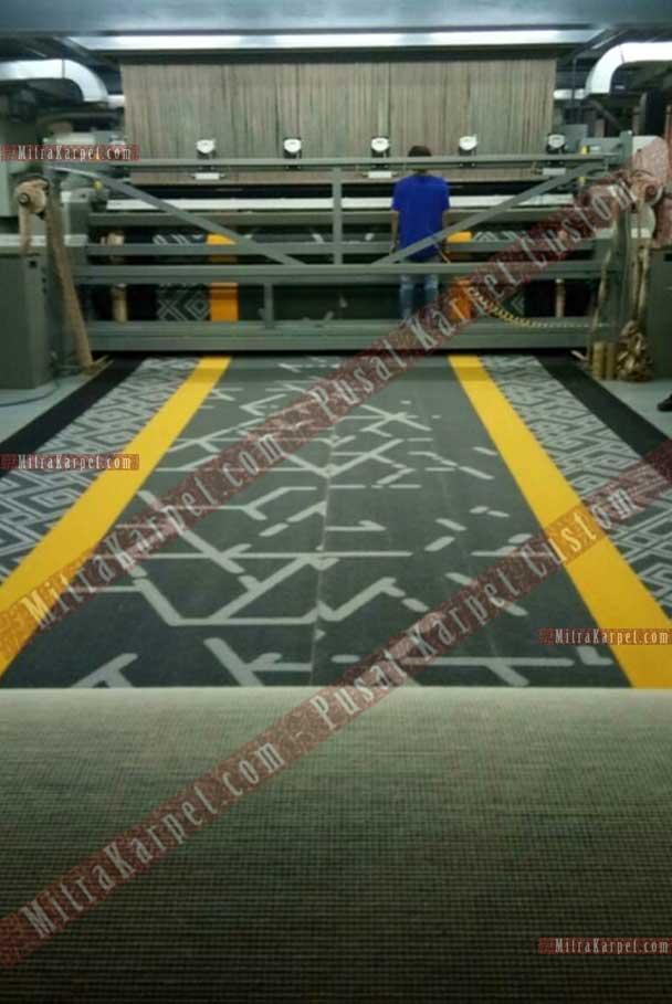 Produksi Karpet Kantor Ballroom Jakarta Axminster
