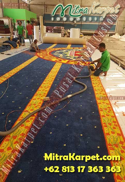 Jual Karpet Sajadah Custom Lubuk Linggau Sumatera Pembuatan Karpet