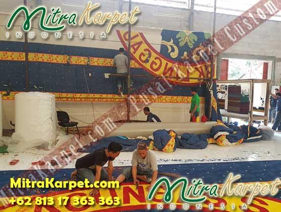 Karpet Masjid Sajadah Lubuk Linggau Sumatera Pabrik KArpet