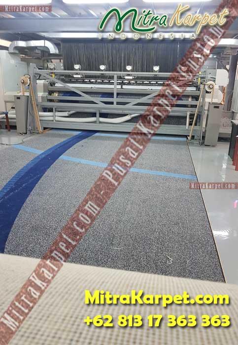 Mesin Karpet Bandara Kualanamu Medan