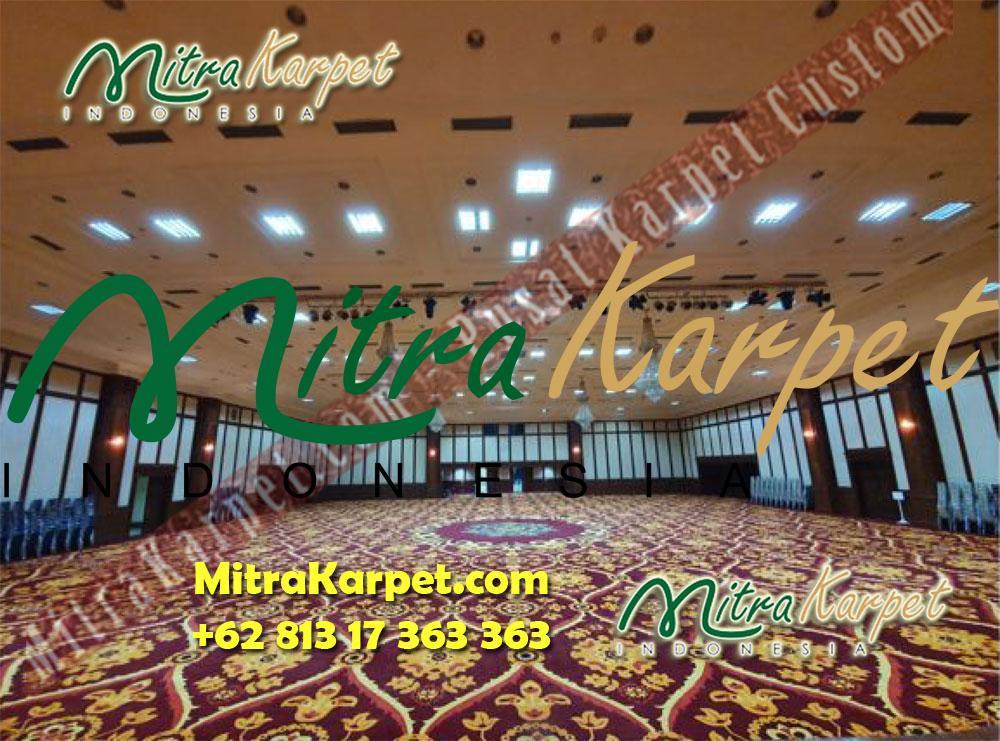 tender pengadaan karpet ballroom kementrian keuangan