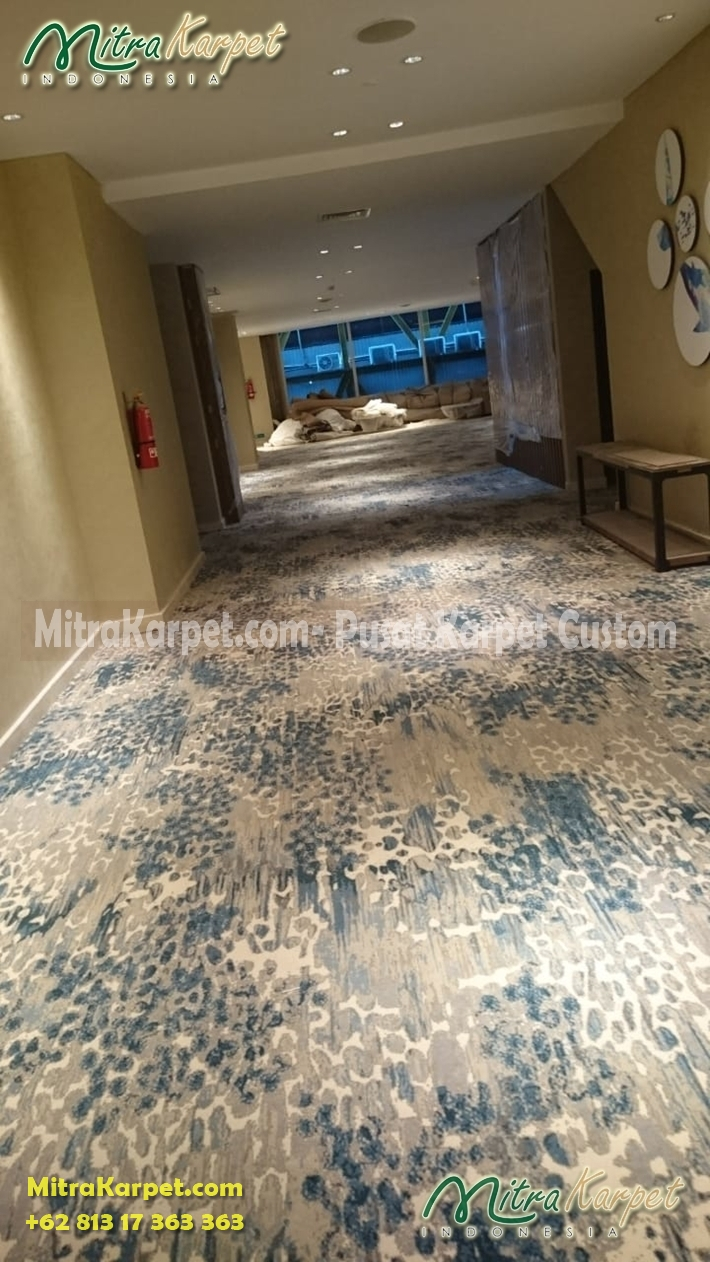 jual karpet meeting hotel surabaya doubletree