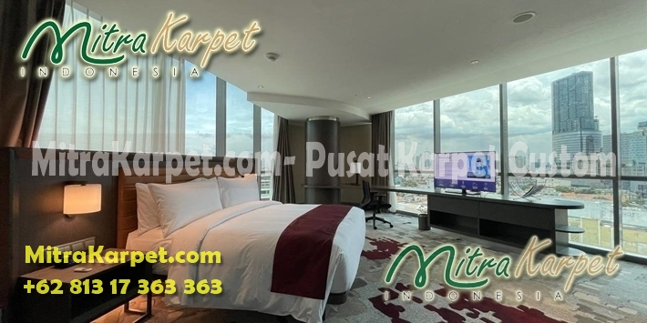 karpet hotel terbaik surabaya double tree