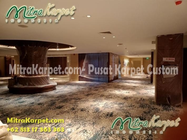 karpet meeting hotel surabaya doubletree terbaik